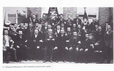 1900 – 50 jarig bestaan Philharmonie