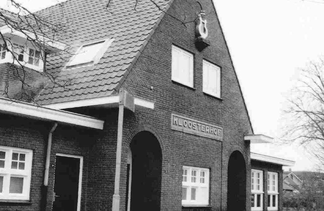 "2004 Eigen clubgebouw ""Kloosterhof"""