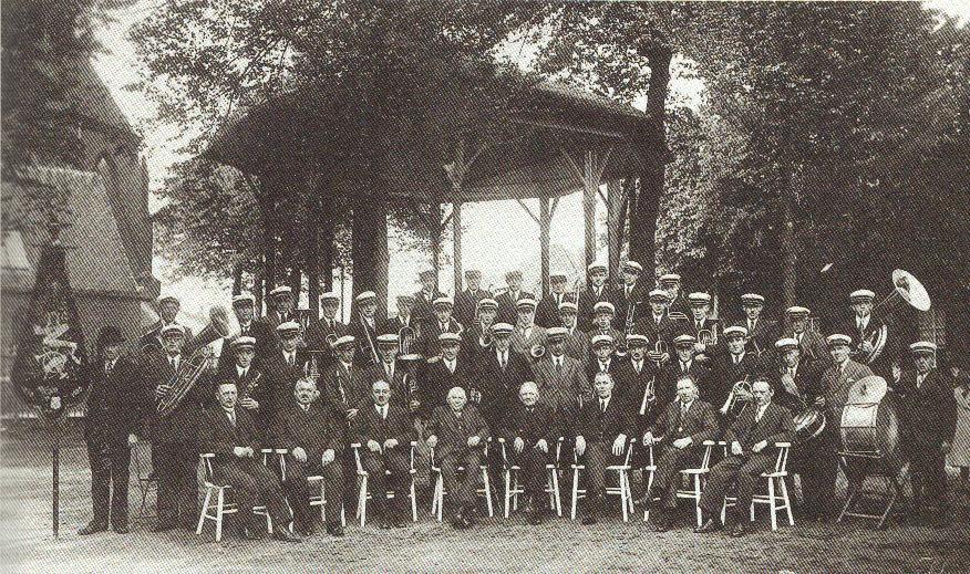 1935 – 85 jarig bestaan Philharmonie