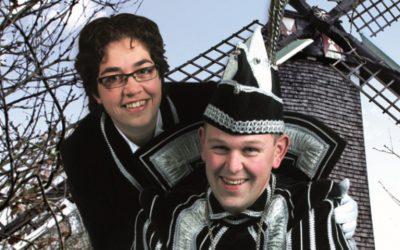 2012 Prinses Ilse en prins Coen dun Urste