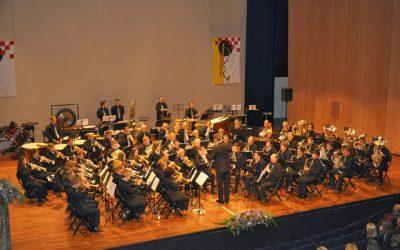 2013 Fanfare orkest behaalt 1e prijs op concours in Veldhoven