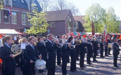 2012 Nieuwe uniformen fanfare Leende