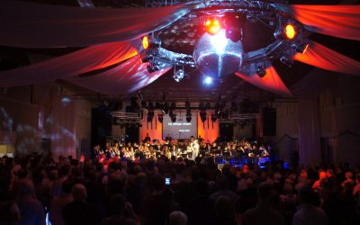 2012 Spetterend Muziekweekend in Leende
