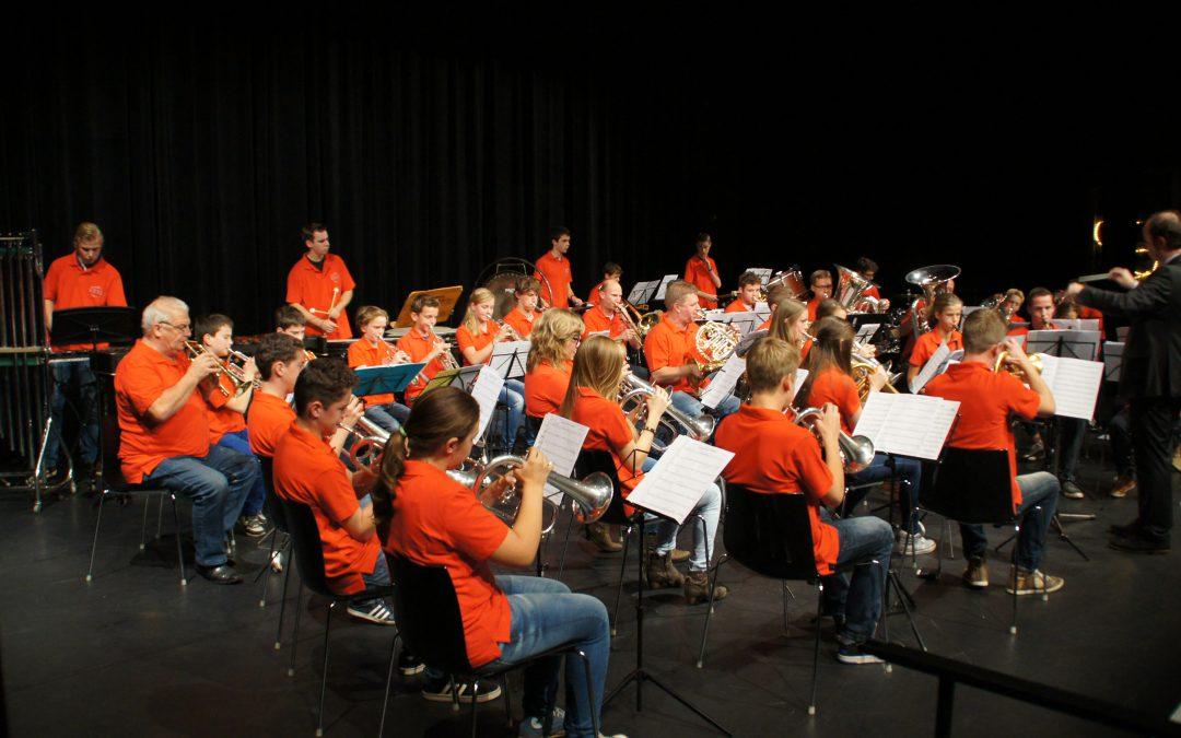 2013 Jeugdorkest wint 1e prijs op de Jeugdmuziekdag