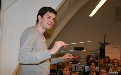2014 Jac Sniekers nieuwe dirigent Philharmonie Leende