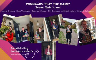 Jeugd Philharmonie Leende speelt online samen in 'Play the Game'